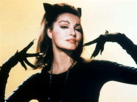 actress played catwoman original batman photos from julie newmar to anne hathaway meet batman s