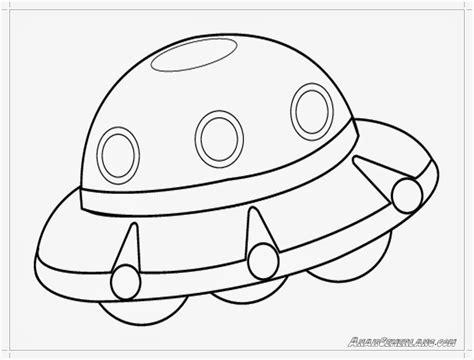 Teril Mewarnai Luar Angkasa mewarnai gambar pesawat luar angkasa anak cemerlang