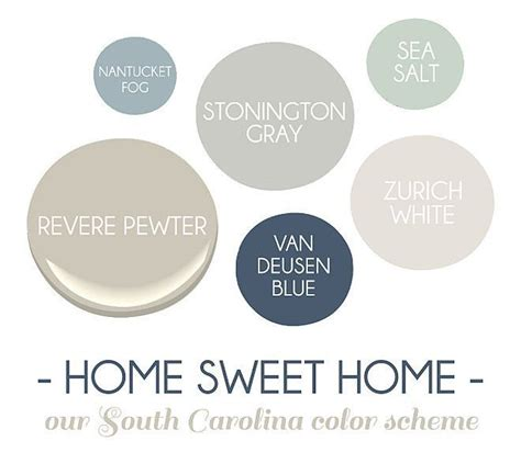 new paint colors for the modern home benjamin sea