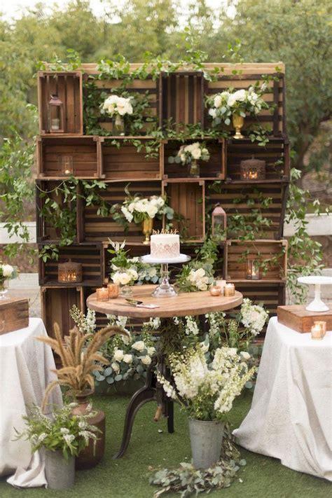 Best 25  Outdoor wedding backdrops ideas on Pinterest