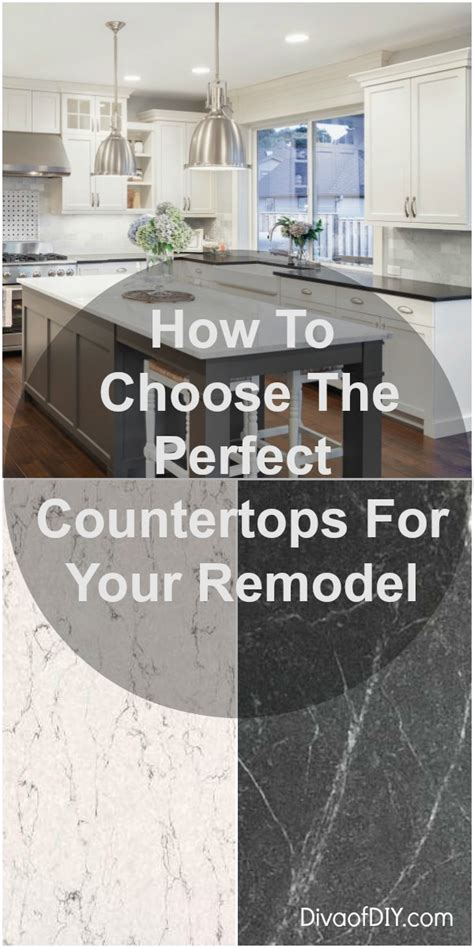 how to choose inexpensive kitchen countertop options how to choose the perfect countertops for your remodel