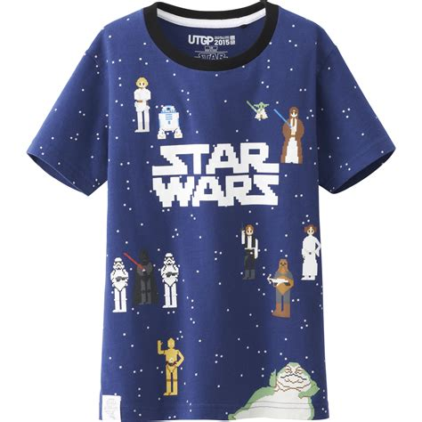uniqlo s new wars t shirts preview starwars