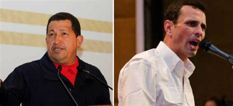capriles ultimas noticias com ve ch 225 vez y capriles cierran ca 241 as electorales aristegui