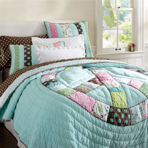Pbteen Quilts by Peace Patchwork Quilt Sham Pbteen