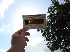 how do you make solar eclipse glasses at home make a solar viewer diy