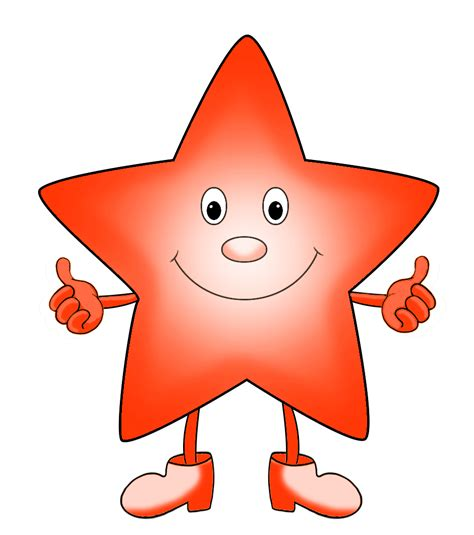cartoon png star clipart