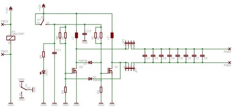 wireless power circuit diagram gt circuits gt i need the most basic circuit diagram for
