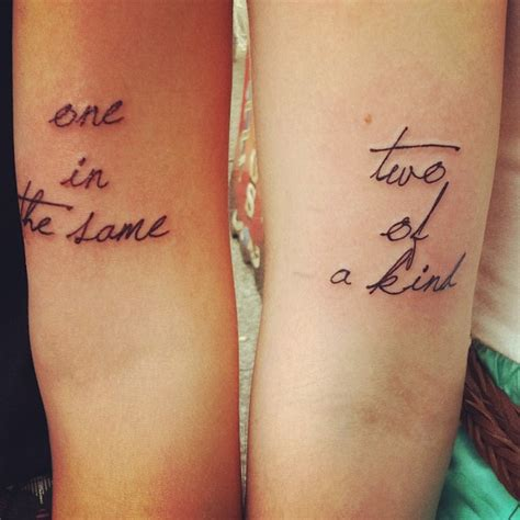 tattoo quotes for wife my cousin and his wifes sweet tattoos tattoos