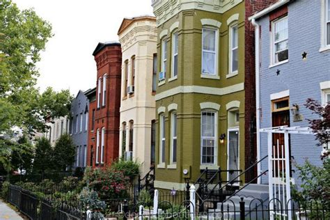 row houses for sale in dc shaw row houses washington dc real estate attached homes