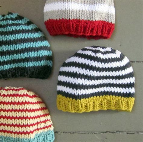 baby boy knitted hats pattern knit baby boys hat cotton goldenrod with from