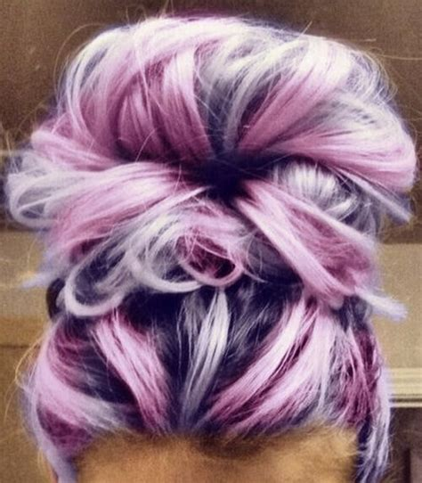 girl hairstyles purple 17 stylish hair color designs purple hair ideas to try