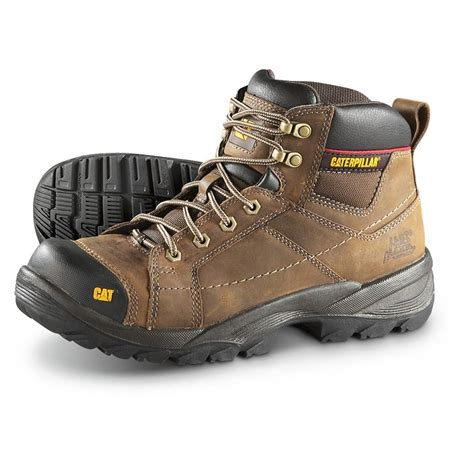 cat boots for s cat 174 footwear crossrail ergo boots beige