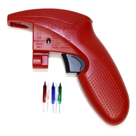 holiday light repair gun brite 43690 miniature light repair gun elightbulbs