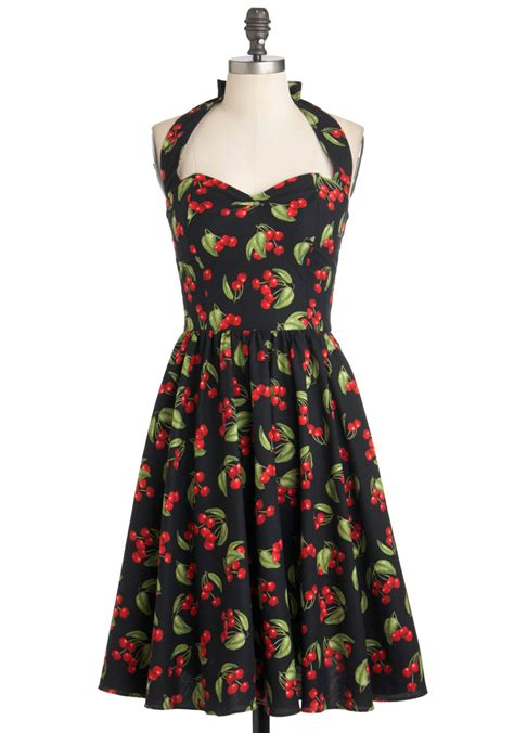 cherry tree dresses hide in the cherry tree dress mod retro vintage dresses modcloth