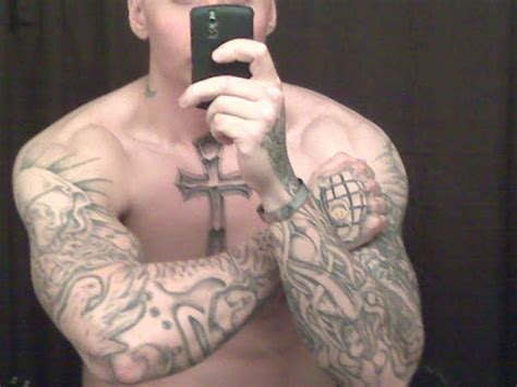 chest arm tattoos for men 40 fantabulous collar pictures to pin on