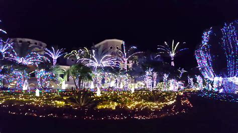 mansion lights mega mansion florida 2015