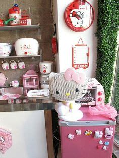 Hello Kitty Toaster Oven Coffee Maker Nursery Photography Food Photography Whimsical