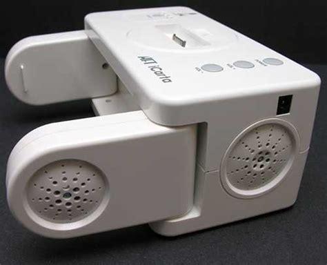 Bathroom Radio With Ipod Dock Icarta Stereo Dock For Ipod With Bath Tissue Holder