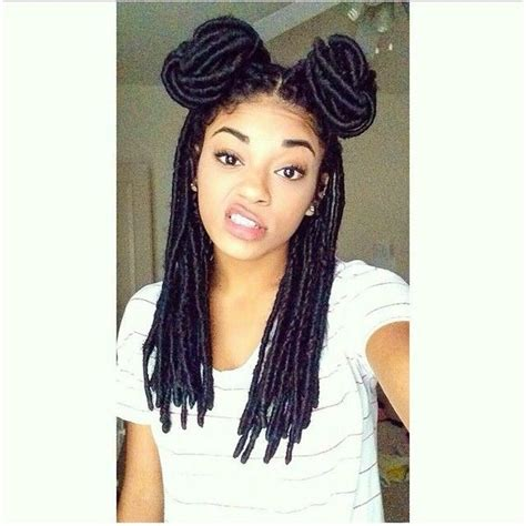 faux dread hairstyles 25 best ideas about faux locs styles on pinterest