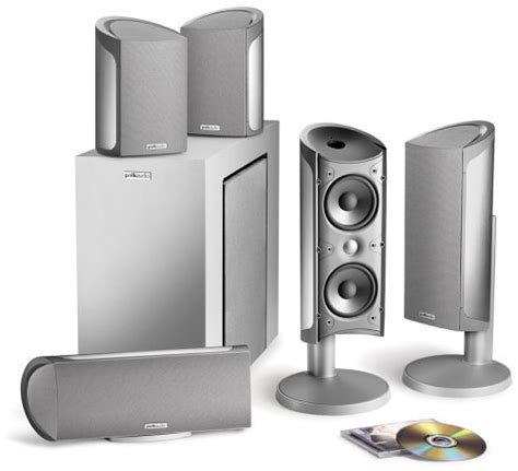 home theater systems polk audio rm6900 5 1 channel home