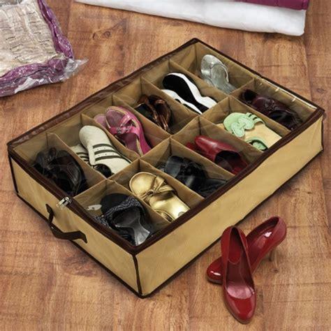 Tempat Sepatu Shoes Organizer Bag Promo rak penyimpan sepatu jakartanotebook