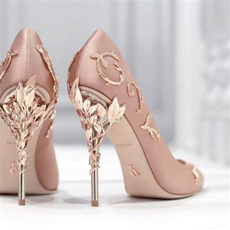 Beautiful Wedding Heels by Shoes Pastel Pink Pink Instagram All Pink