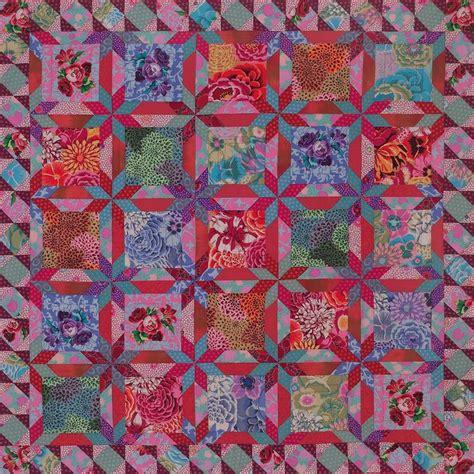 Kaffe Fasset Quilts by Bouquet Quilt By Kaffe Fassett Kaffe Fassett