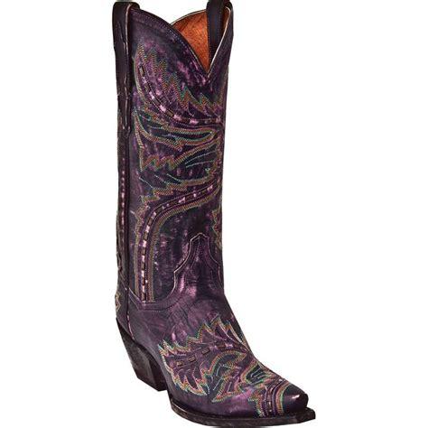 dan post boots s dan post womens sidewinder western boots