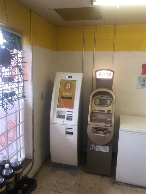 Closet Atm by Bitcoin Atm In Rockford Minit Stop