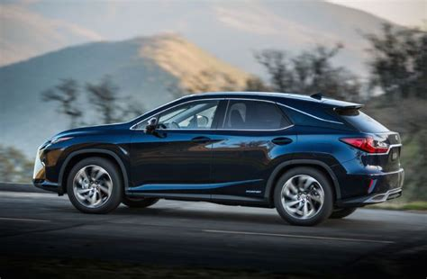 7 seat lexus rx confirmed could be called rx 350l