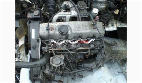 Mesin L300 Diesel Non Turbo 1 blok mesin mesin diesel 4d56 non turbo mitsu kuda l300