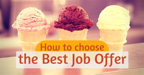 7 Best Careers To Choose by How To Choose The Best And The Right Offer For You