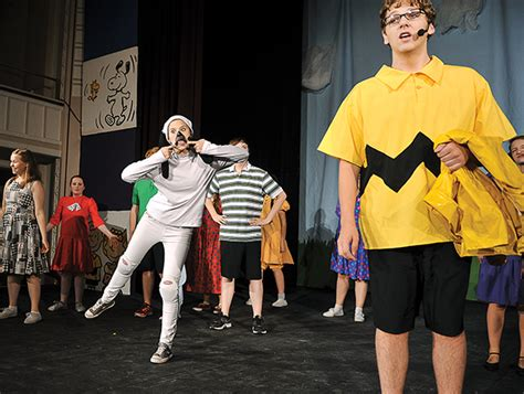 Brown Play it s a school play brown daily herald