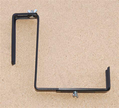 brackets and hooks for hanging baskets window boxes window - Window Box Hooks