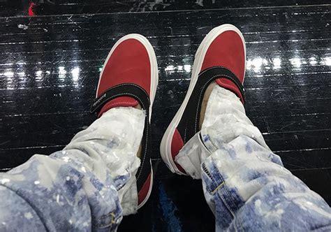 Sepatu Vans Fear Of God fear of god x vans collaboration releasing 2017 sneakernews
