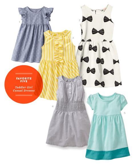 Country Style Home Decor Ideas favorite five casual toddler girl dresses