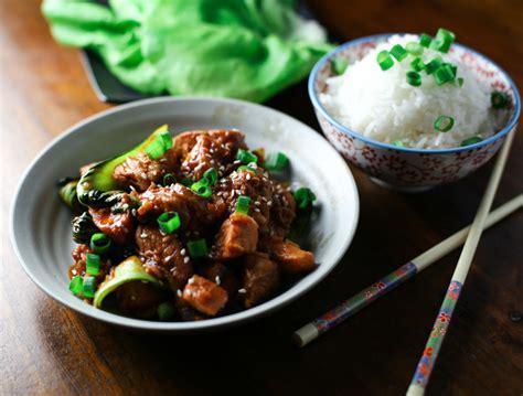 spicy korean pork stir fry   cook  stir fry