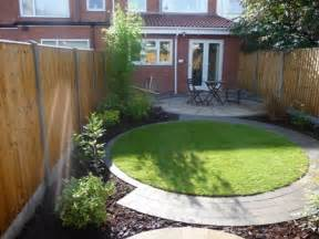 Small Garden Landscape Ideas Garden Design Ideas Small Rear Garden On Railway Sleepers Small Garden Design And