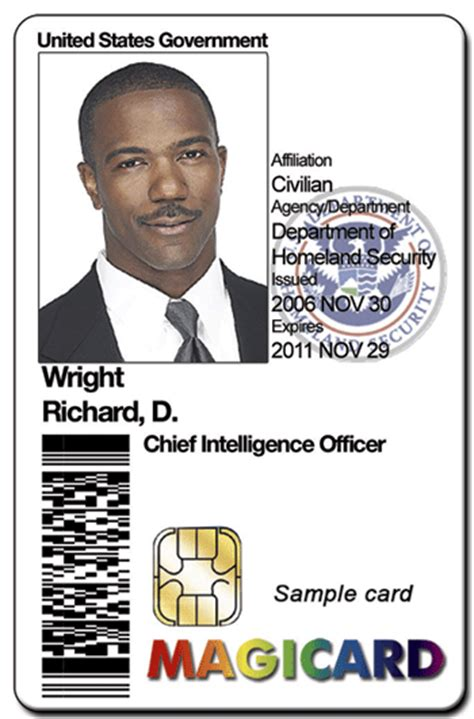 govt id card design government standards lead the way in 2009 secureidnews