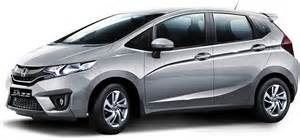 new honda jazz car all new honda jazz launched in 6 colors