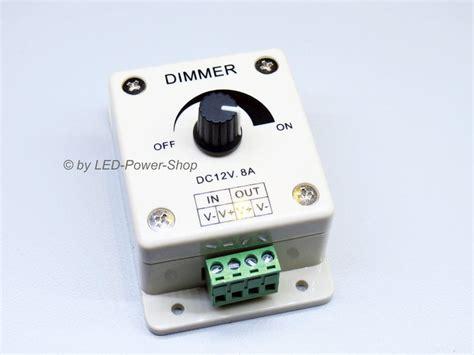 led dimmer 12v 8a pwm