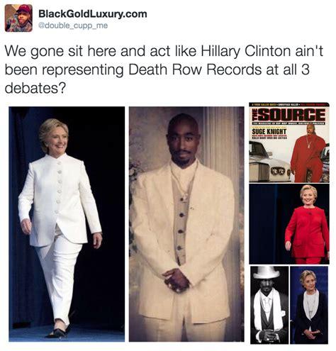 Row Records 2016 Clinton Row Records 2016 United States Presidential Election Debates