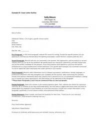 Columbia Cover Letter by Cover Prospecting And Thank You Letters Columbia College