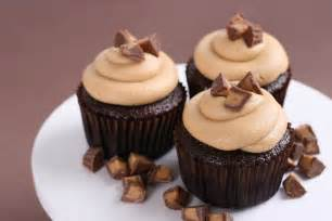 glorious treats chocolate peanut butter cupcakes recipe