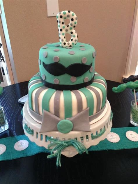 Baby Shower Mustache Cake by Mustache Baby Shower Cake New In Town