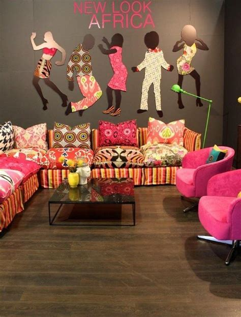 vibrant african textiles   love love    home african home decor african