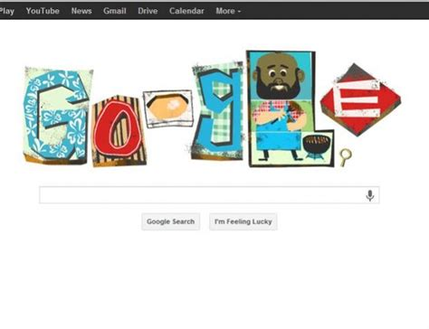 doodle interactive pays tribute to dads with interactive doodle