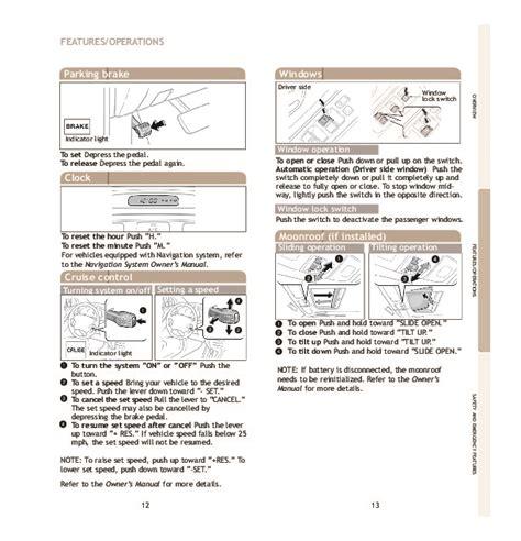 auto manual repair 2003 toyota highlander user handbook 2005 toyota highlander reference owners guide