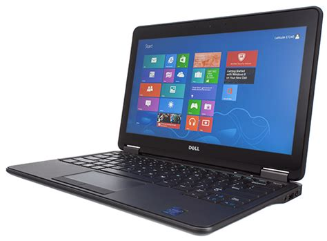 Laptop Dell E7240 dell latitude e7240 touch laptop review xcitefun net