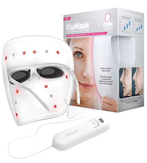 does the illumask for acne really work i tried it anti aging red light therapy illumask